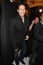 BRENDAN COLE at a party to celebrate the opening of the new Beatrix Ong store in Burlington Arcade, Piccadilly, London on 14th November 2007.<br />
