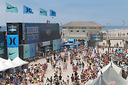 Nike US Open Surf Competition Huntington Beach