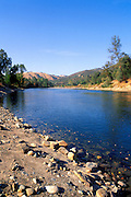 The south fork of the American River where gold was first discovered, Marshall Gold Discovery State Historic Park, Coloma, California
