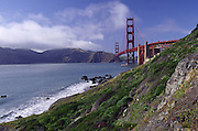 Golden Gate Bridge, San Francisco, California<br />
