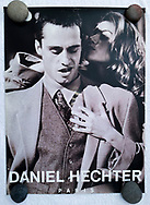 Daniel Hechter Fashion Advertising Campaign. The Vault Archives circa 1990s.