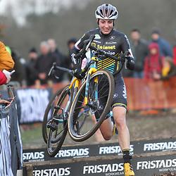 12-01-2020: Wielrennen: NK Veldrijden: Rucphen: Lucinda Brand