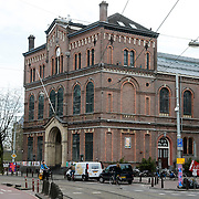NLD/Amsterdam/20130424- Muziektempel Paradiso Weteringschans Amsterdam