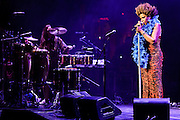 Photos of the singer Macy Gray performing at Beacon Theatre, NYC. July 17, 2012. Copyright © 2012 Matthew Eisman. All Rights Reserved.