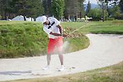 Joe Carter (MLB Hall of Fame).  Golf Channel/The Workshop (Lake Tahoe Celebrity Golf Tournament)