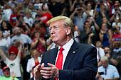 News-Donald Trump 2020 Election Rally-Aug 1, 2019