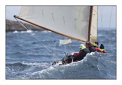 Day five of the Fife Regatta, Race from Portavadie on Loch Fyne to Largs. <br /> <br /> Mignon, Bob Fisher, GBR, Bermudan Sloop, Wm Fife 3rd, 1898<br /> <br /> * The William Fife designed Yachts return to the birthplace of these historic yachts, the Scotland's pre-eminent yacht designer and builder for the 4th Fife Regatta on the Clyde 28th June–5th July 2013<br /> <br /> More information is available on the website: www.fiferegatta.com