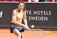 Natalia Vikhlyantseva during the 2019 Swedish Open in Båstad on July 13, 2019. Photo Credit: Katja Boll/EVENTMEDIA.