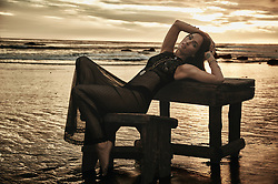 Megan Fox looks smoking hot in this stunning beach photoshoot. The 31-year-old actress showed off her toned figure in a series of lingerie designs from her new Frederick's Of Hollywood collection. In one frame, the brunette beauty is seen reclining back in a black lace number, showing off her rib cage tattoos while staring lasciviously into the lens. In another the Turtles actress looks white hot in a white lace outfit while she looks out to the ocean. The new collection started selling in Forever 21 as of April. 15 May 2018 Pictured: Megan Fox seen in a new shoot for her Frederick's Of Hollywood/ Forever 21 campaign. Photo credit: Frederick's Of Hollywood/MEGA TheMegaAgency.com +1 888 505 6342