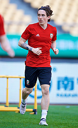 NANNING, CHINA - Tuesday, March 20, 2018: Wales' Harry Wilson during a training session at the Guangxi Sports Centre ahead of the opening 2018 Gree China Cup International Football Championship match against China. (Pic by David Rawcliffe/Propaganda)