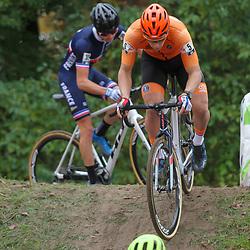 08-11-2020: Wielrennen: EK Veldrijden: Rosmalen <br />Stan Godrie