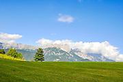 Saalfelden landscape