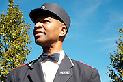 Washington, D.C-Oct 10:  Nation Of Islam Adherents attend the Million Man March 20th Anniversary March aka JusticeOrElse March held in Washington, D.C. on October 10, 2015.  Photo by Terrence Jennings/terrencejennings.com