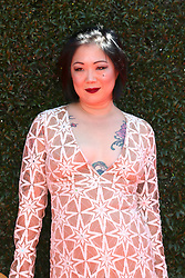 April 30, 2017 - Pasadena, CA, USA - LOS ANGELES - APR 30:  Margaret Cho at the 44th Daytime Emmy Awards - Arrivals at the Pasadena Civic Auditorium on April 30, 2017 in Pasadena, CA (Credit Image: © Kathy Hutchins/via ZUMA Wire via ZUMA Wire)