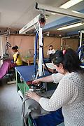 Reportage Association Bousol, insertion par le travail (economie), Bourg en Bresse  // Report Association Bouscol, job insertion, Bourg en Bresse, France