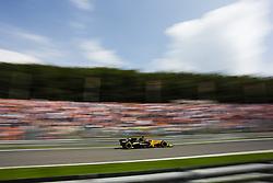 August 27, 2017 - Spa, Belgium - 27 HULKENBERG Nico from Germany of team Renault Sport F1 team during the Formula One Belgian Grand Prix at Circuit de Spa-Francorchamps on August 27, 2017 in Spa, Belgium. (Credit Image: © Xavier Bonilla/NurPhoto via ZUMA Press)
