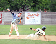 Doylestown vs Pennridge American Legion Baseball in Quakertown, Pennsylvania