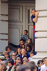 Watching The 1990 Boston Marathon