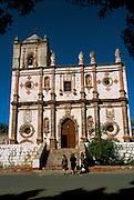 MEXICO, BAJA CALIFORNIA Jesuit Mission of San Ignacio