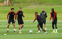 - Mandatory by-line: Matt McNulty/JMP - 12/09/2016 - FOOTBALL - Manchester City - Training session ahead of Champions League Group C match against Borussia Monchengladbach