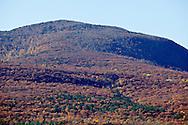 Catskill, NY - Autumn in the Catskill Mountains on Oct. 25, 2009.