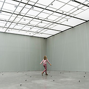 """William Forsythe's """"Nowhere and Everywhere at the Same Time, No. 3"""" at the Institute of Contemporary Art, Boston"""