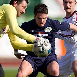 20110326: SLO, Football - 3. SNL, FC Ljubljana vs Livar Ivancna Gorica