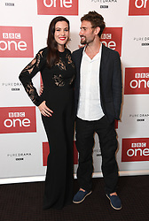 Liv Tyler and Edward Holcroft attending a preview of new BBC drama Gunpowder, held at BAFTA, 195 Piccadilly, London. Photo credit should read: Doug Peters/EMPICS Entertainment