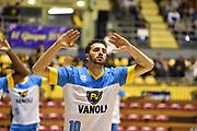 DESCRIZIONE : Torino Lega A 2015-16 Manital Torino - Vanoli Cremona<br /> GIOCATORE : Raphael Gaspardo<br /> CATEGORIA : <br /> SQUADRA : Vanoli Cremona<br /> EVENTO : Campionato Lega A 2015-2016<br /> GARA : Manital Torino - Vanoli Cremona<br /> DATA : 01/11/2015<br /> SPORT : Pallacanestro<br /> AUTORE : Agenzia Ciamillo-Castoria/M.Matta<br /> Galleria : Lega Basket A 2015-16<br /> Fotonotizia: Torino Lega A 2015-16 Manital Torino - Vanoli Cremona