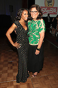 October 19, 2012-New York, NY: (L-R) Celebrity Stylist June Ambrose and Fern Mallis, President, Fern Mallis & Creator of Fashion Week at the BRAG 42nd Annual Scholarship & Scholarship Awards Dinner Gala held at Pier Sixty at Chelsea Piers on October 19, 2012 in New York City. BRAG, a 501 (c) (3) not for profit organization, is dedicated to the inclusion of African Americans and all people of color in retail and related industries.  (Terrence Jennings)
