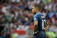 Kylian Mbappe of France during the 2018 FIFA World Cup Russia, final football match between France and Croatia on July 15, 2018 at Luzhniki Stadium in Moscow, Russia - Photo Thiago Bernardes / FramePhoto / ProSportsImages / DPPI