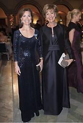 Margareta Thorgren <br /> <br />  <br /> <br />  beim Nobelbankett 2016 im Rathaus in Stockholm / 101216 <br /> <br /> <br /> <br /> ***The Nobel banquet, Stockholm City Hall, December 10th, 2016***