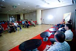 Okrogla miza na temo o preteklosti, sedanjosti in prihodnosti slovenskega rokometa v organizaciji SportForum Slovenija, 21. maj 2009,  Austria Trend Hotel, Ljubljana, Slovenija. (Photo by Vid Ponikvar / Sportida)