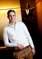 Photoshoot of Vanderbilt's Matthias Schwab for Golfrevue on January 27, 2014. Photos by Donn Jones Photography.