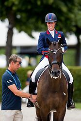 Dujardin Charlotte, GBR, Erlentanz<br /> CHIO Aachen 2019<br /> © Hippo Foto - Sharon Vandeput<br /> 18/07/19
