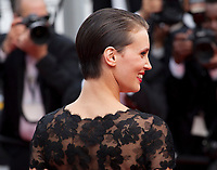 Marine Vacth at L'amant Double gala screening at the 70th Cannes Film Festival Friday 26th May 2017, Cannes, France. Photo credit: Doreen Kennedy