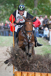 Ruder Kai - Saaten Unions Charlie Weld<br /> World Championship Young Eventing Horses<br /> Le Lion d'Angers 2009<br /> © Hippo Foto - Christophe Bricot