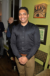 PIERS LINNEY from TV's Dragon's den at a party to celebrate the publication of 'Honestly Healthy For Life' by Natasha Corrett held at Bumpkin, 209 Westbourne Park Road, London on 26th March 2014.