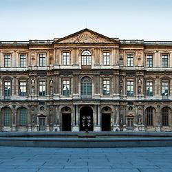 Cour Carre, Paris, France