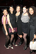 7 March 2011- New York, NY- Deana Cambell, Angela Bronner-Helm, Keija Minor, Lisa Piccuirro, and Melissa Kramer at the Power of Urban Presentation and Reception hosted by Magic Johnson and Yucaipa and held at the Empire Penthouse on March 7, 2011 in New York City. Photo Credit: Terrence Jennings/Photo Credit: Terrence Jennings for Uptown Magazine