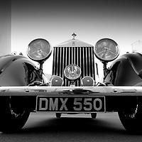 1936 Rolls Royce 2 Door Fixed Head Coupe