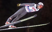 Val di Fiemme/Predazzo.2003-02-22/ Hopp stor bakke K120<br />Tommy Ingebrigtsen <br />Foto, Calle Toernstroem