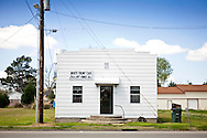 Barbara Pope is the owner of Joe's Hot Tamale Place, also known as the White Front Cafe, in Rosedale, Mississippi.