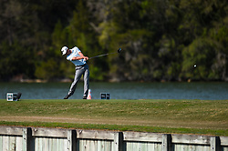 March 21, 2018 - Austin, TX, U.S. - AUSTIN, TX - MARCH 21: Charles Howell III hits a tee shot during the First Round of the WGC-Dell Technologies Match Play on March 21, 2018 at Austin Country Club in Austin, TX. (Photo by Daniel Dunn/Icon Sportswire) (Credit Image: © Daniel Dunn/Icon SMI via ZUMA Press)