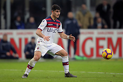 February 3, 2019 - Milan, Milan, Italy - Riccardo Orsolini #7 of Bologna FC in action during the serie A match between FC Internazionale and Bologna FC at Stadio Giuseppe Meazza on February 3, 2019 in Milan, Italy. (Credit Image: © Giuseppe Cottini/NurPhoto via ZUMA Press)