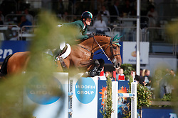 Kenny Darragh, IRL, Charly Chaplin S<br /> FEI Nations Cup - CHIO Rotterdam 2017<br /> © Hippo Foto - Sharon Vandeput<br /> Kenny Darragh, IRL, Charly Chaplin S