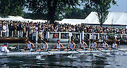 Henley, GREAT BRITAIN,   St Paul's School 1997 Henley Royal Regatta, Henley Reach, 2-6 July 1997, Henley, ENGLAND [Mandatory Credit, Peter Spurrier/Intersport-images] 1997 Henley Royal Regatta, Henley, Great Britain