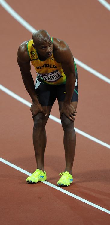 August 5th 2012. Olympic athletics actionAthetics around London in 2023