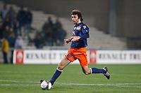 FOOTBALL - FRENCH CHAMPIONSHIP 2009/2010  - L1 - MONTPELLIER HSC v GIRONDINS BORDEAUX - 16/12/2009 - PHOTO PHILIPPE LAURENSON / DPPI - ROMAIN PITAU (MON)