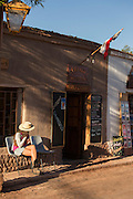 San Pedro de Atacama Money Exchange shop.